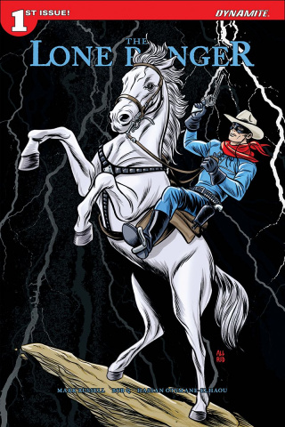 The Lone Ranger #1 (Allred Cover)