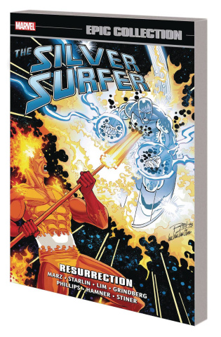 Silver Surfer: Resurrection (Epic Collection)