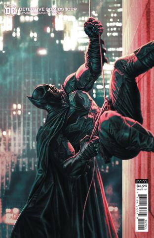 Detective Comics #1029 (Lee Bermejo Card Stock Cover)