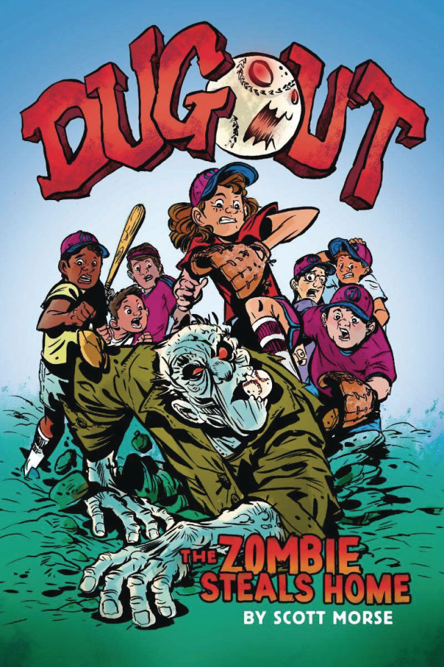 Dugout Vol. 1: The Zombie Steals Home