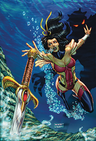 Grimm Fairy Tales #22 (Goh Cover)