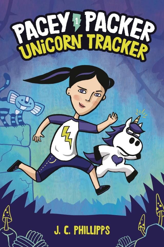Pacey Packer: Unicorn Tracker Vol. 1