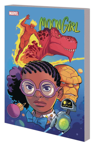 Moon Girl and Devil Dinosaur Vol. 5: The Fantastic Three