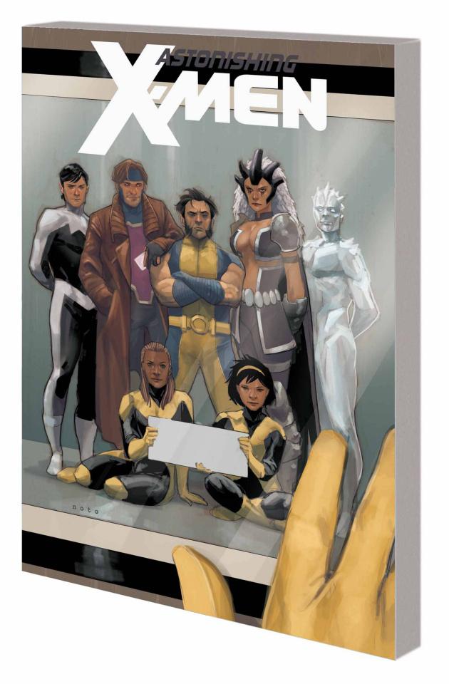 Astonishing X-Men Vol. 12: Unmasked
