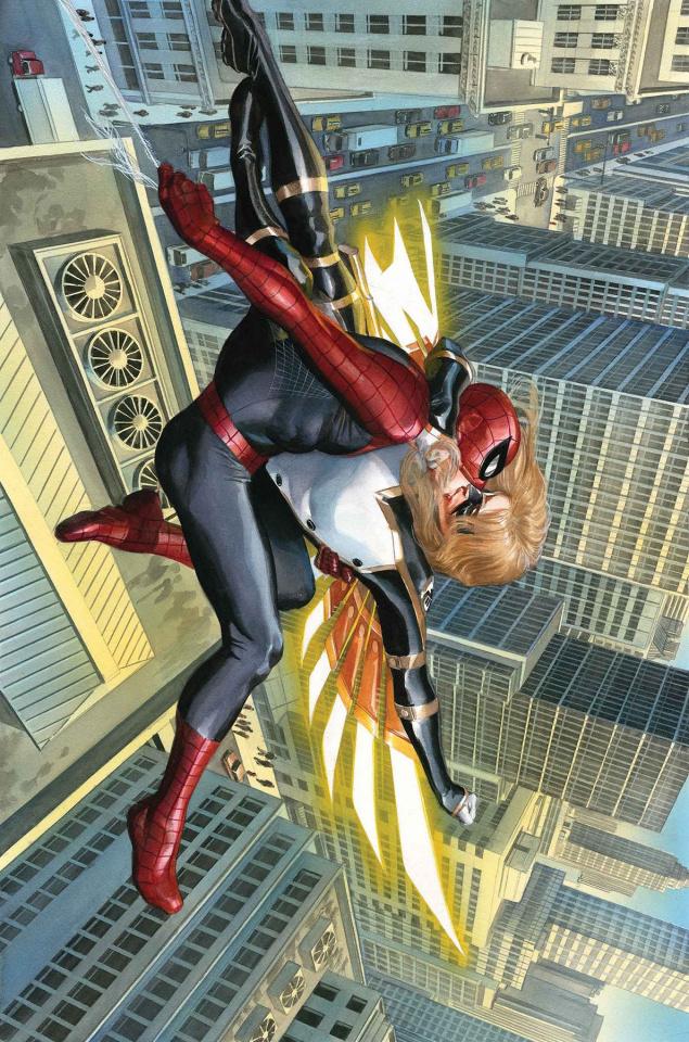 The Amazing Spider-Man #791: Leg