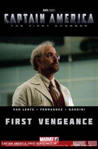 Captain America: First Vengeance #4