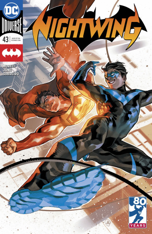 Nightwing #43 (Variant Cover)