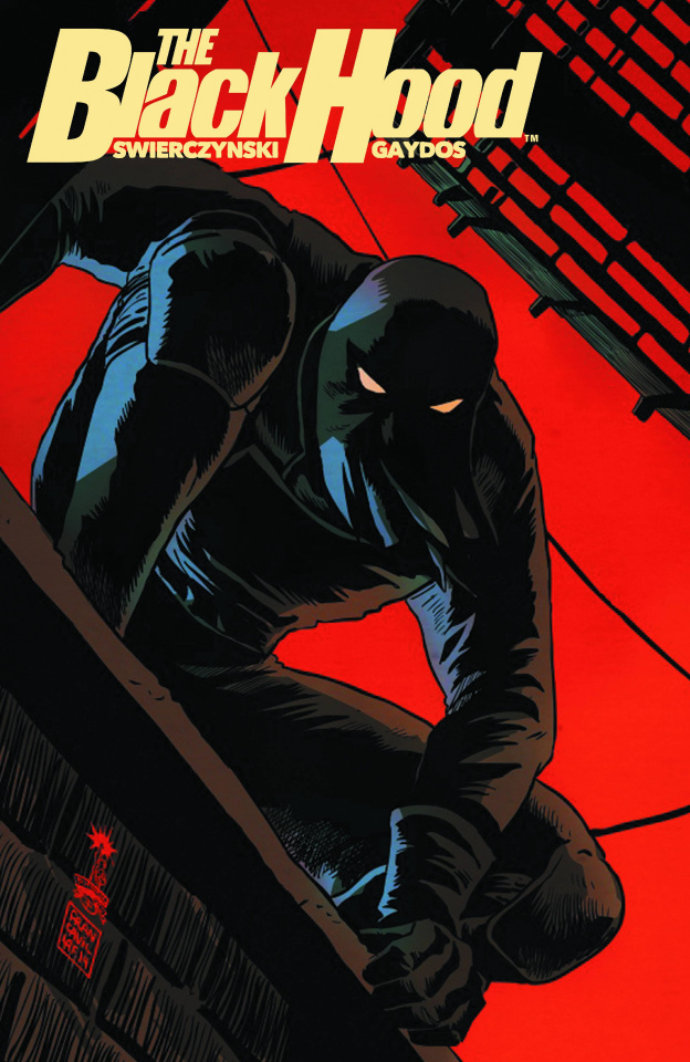 The Black Hood #2 (Francavilla Cover)