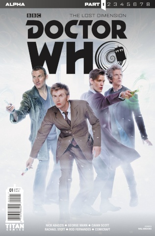 Doctor Who: The Lost Dimension Alpha #1 (Photo Cover)