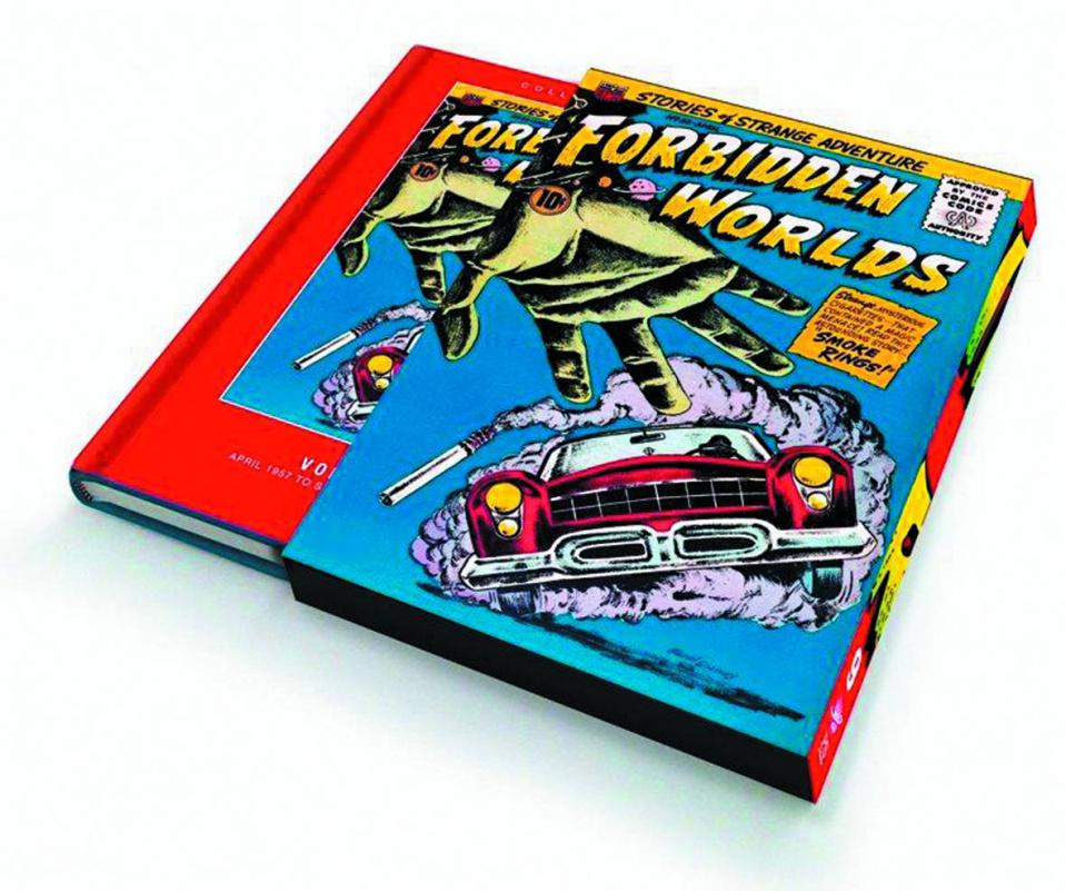 Forbidden Worlds Vol. 9 (Slipcase Edition)