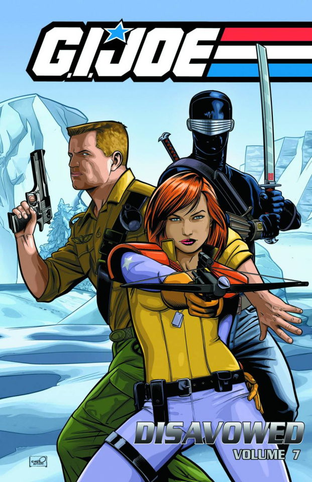 G.I. Joe Vol. 7: Disavowed