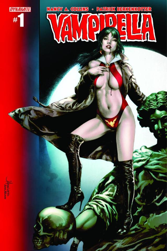 New Vampirella #1 (Anacleto Cover)