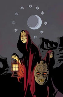 Baltimore: Cult of the Red King #3