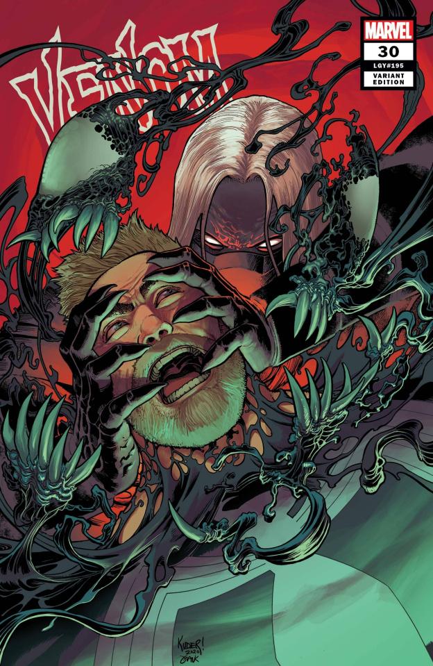 Venom #30 (Kuder Cover)
