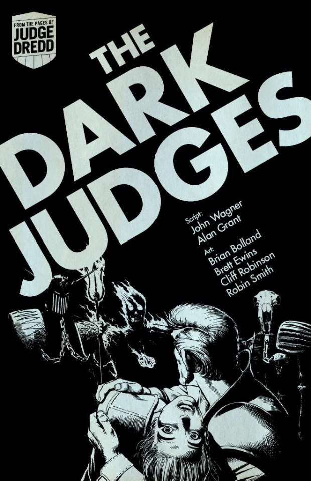 Judge Dredd Classics: The Dark Judges #2