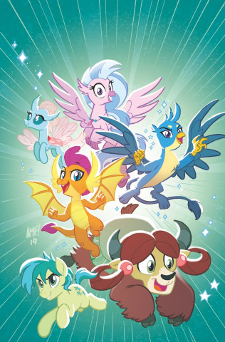 My Little Pony: Feats of Friendship #1 (Fleecs Cover)