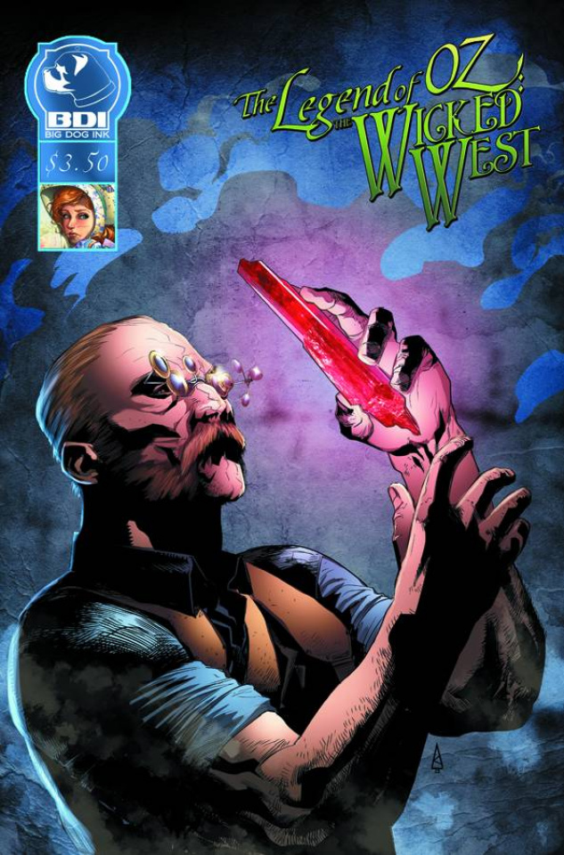 The Legend of Oz: The Wicked West #9