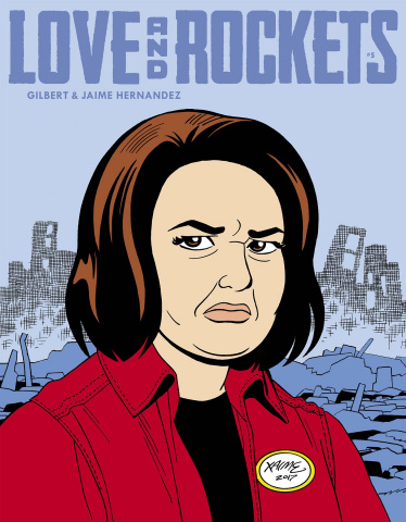 Love & Rockets Magazine #5