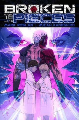 Broken Pieces #1 (Kaneshiro Cover)