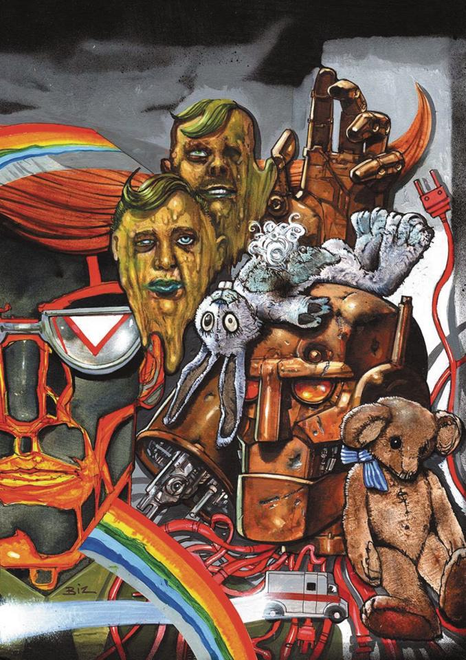 Doom Patrol #3 (Varinat Cover)