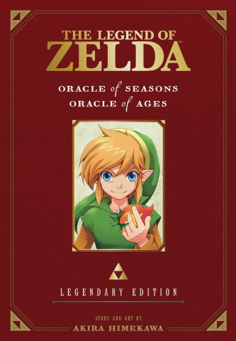 The Legend of Zelda Vol. 2: Oracle of Seasons & Oracle of Ages (Legendary Edition)