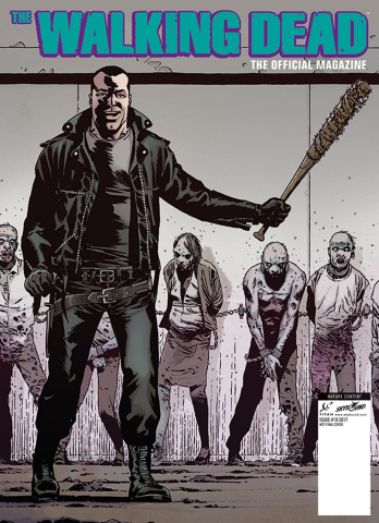 The Walking Dead Magazine #19 (PX Edition)