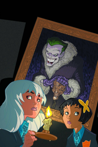 Gotham Academy #7 (The Joker Variant)