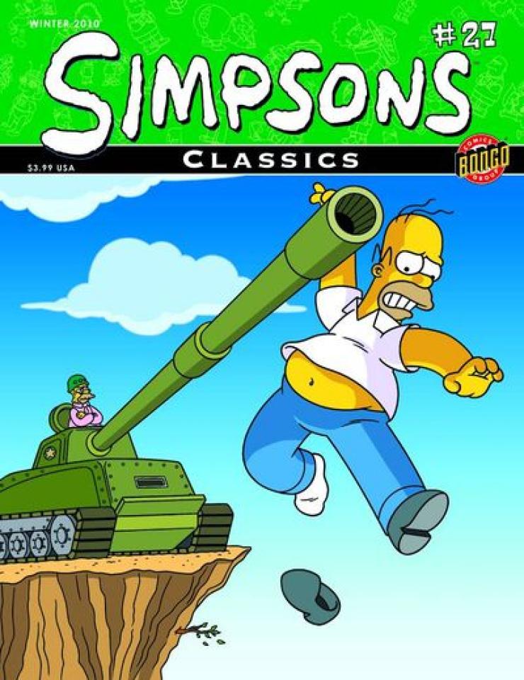 Simpsons Classics #27