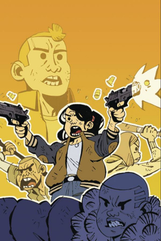 Kidz #5 (Lankry Cover)