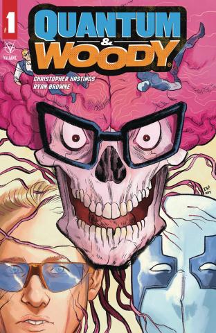 Quantum & Woody #1 (#1-4 Pre-Order Bundle)