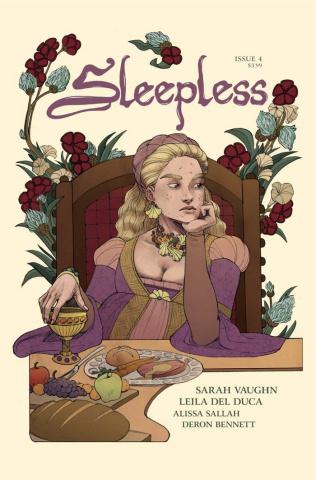 Sleepless #4 (Del Duca & Sallah Cover)