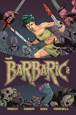 Barbaric #2 (Gooden Cover)