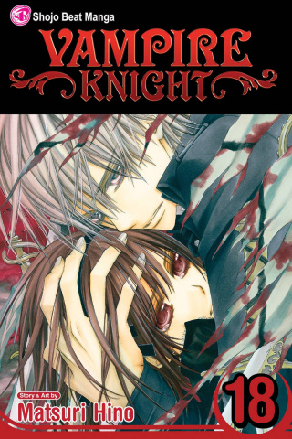 Vampire Knight Vol. 18