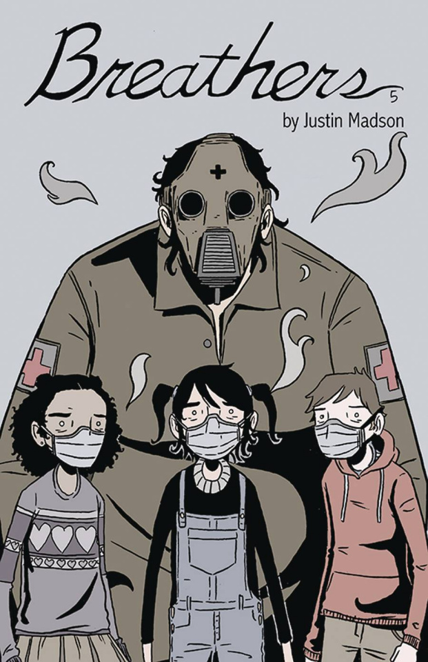 Breathers #5 (Madson Cover)