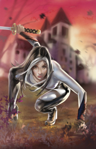Grimm Fairy Tales #115 (Delara Cover)