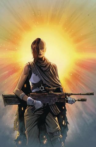 War Mother #4 (20 Copy Peeples Cover)