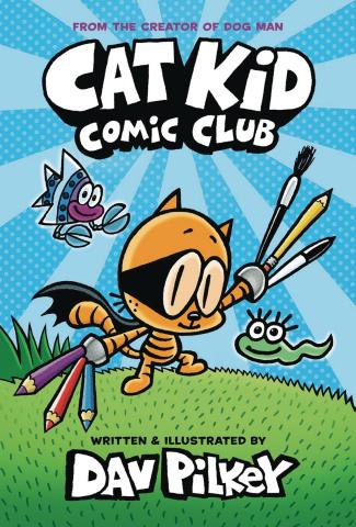 Cat Kid Comic Club Vol. 1