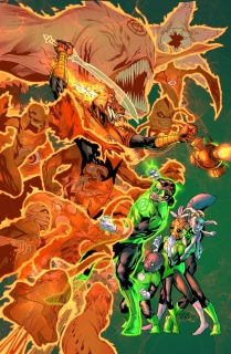 Green Lantern #22