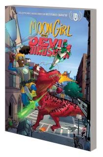 Moon Girl and Devil Dinosaur Vol. 2: Cosmic Cooties
