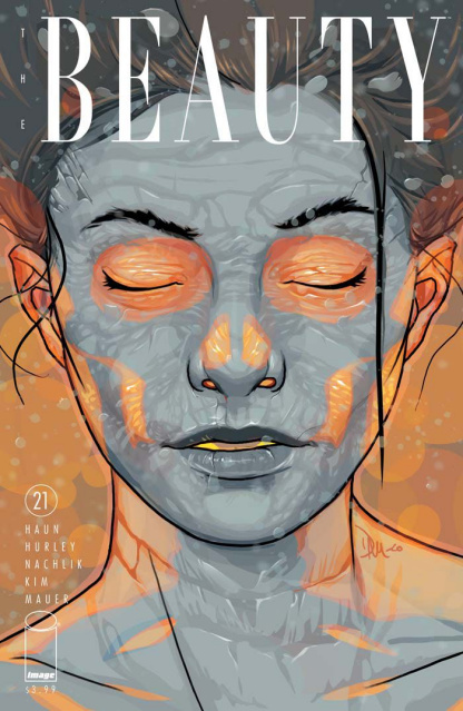 The Beauty #21 (McCaig Cover)
