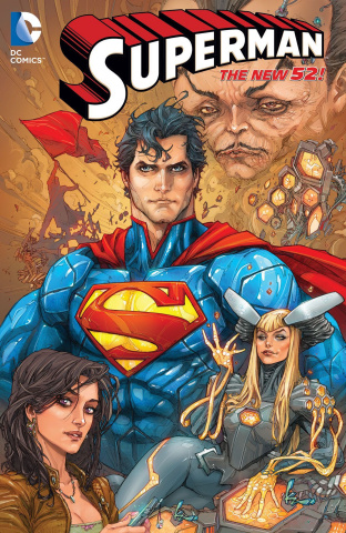 Superman Vol. 4: Psi-War