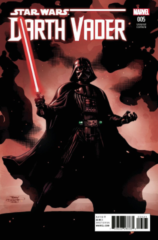 Star Wars: Darth Vader #5 (Dodson Cover)