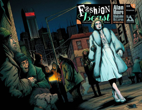 Fashion Beast #1 (Wrap Cover)