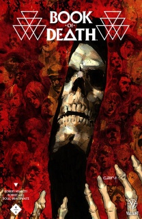 Book of Death #4 (Nord Cover)