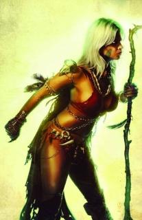Grimm Fairy Tales Halloween Special 2011 #3 (Seidman Cover)
