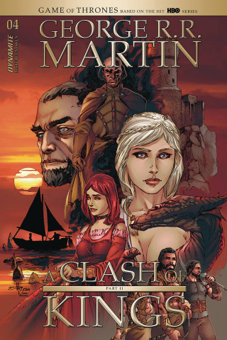 A Clash of Kings #4 (Rubi Cover)