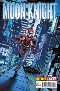 Moon Knight #6 (McKone Defenders Cover)