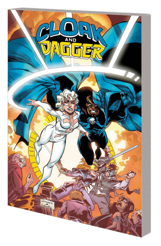Cloak and Dagger: Agony and Ecstasy