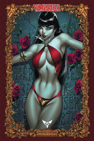 Vampirella #1 (75 Copy Campbell Icon Cover)