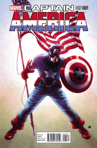 Captain America #25 (McNiven Cover)
